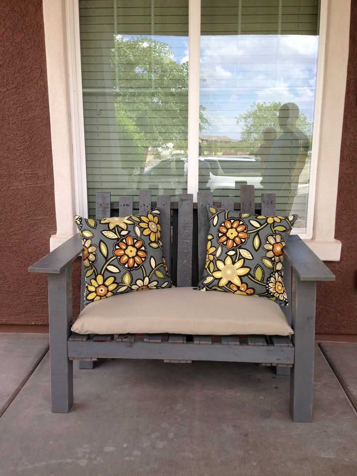 Front Porch Chair Set