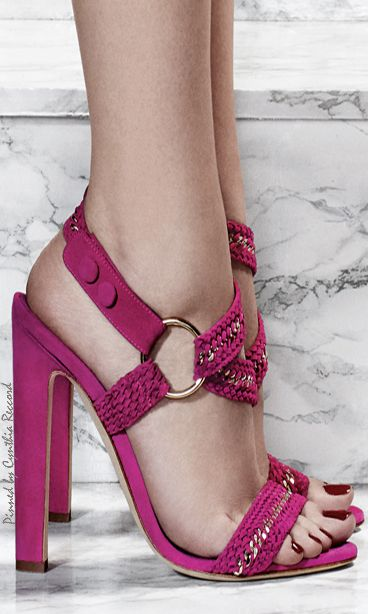 BRIAN ATWOOD I  2015  | Shoes and Accessories Cynthia Reccord  |  shoes 1