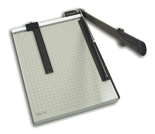 DAHLE guillotine paper cutter. I have other cutters but this one is the most durable.