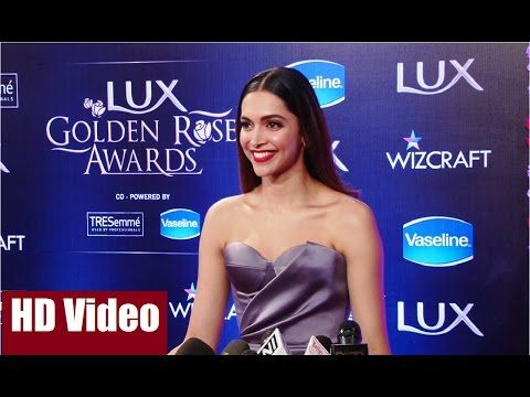 Deepika Padukone at the red carpet of Lux Golden Rose Awards 2016 | Bollywood News Villa.  #deepikapadukone #luxgoldenroseawards2016 #goldenroseawards2016 #goldenroseawards #bollywood #bollywoodnews #bollywoodgossips #news #gossips #bollywoodnewsvilla #awards #bollywoodawards