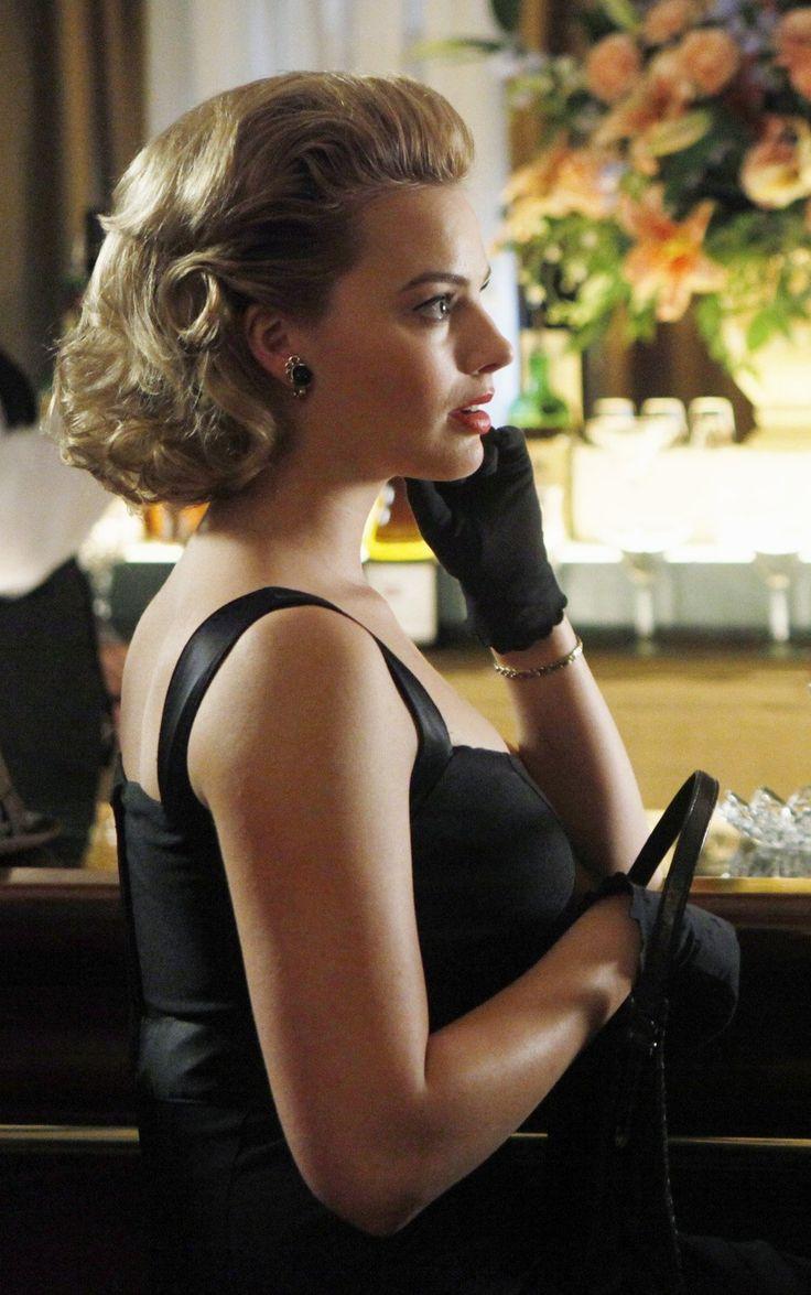 Margot Robbie in Pan-Am