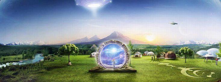 Neočakávaná cesta - Věk Zlatého Světla - Age of Golden Light