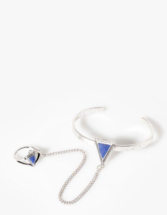 Stradivarius Bracelet with ring