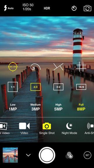 ProCam 2 - Camera and Photo / Video Edito
