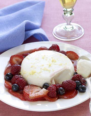A Delicious Dessert: An Italian classic you can make the night before. Buon appetito!