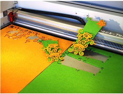 decoration laser cut