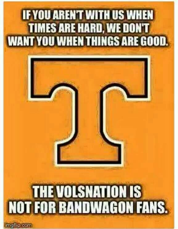 It's gonna be our year! Real Vol Fans just feel it in our Tennessee Orange bones!