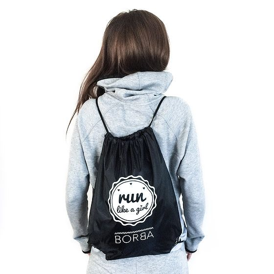 Plecak #runlikeagirl  www.borba.pl #bieganie #running #fit #healthy #sport #girl