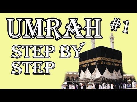 UMRAH - Animated 3 part Series!  - YouTube This is an animated step by step guide to Umrah. It takes you through all the steps needed to perform your Umrah. Just sit back, relax and let us take you through the steps.