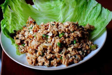 P.F. Changs lettuce wraps redone ... so want to make this!: Lettuce Wraps Pfchang, Lettuce Wraps Recipes, Pf Changing Lettuce Wraps, Lettucewraps, Chicken Lettuce Wraps, Pfchang Lettuce Wraps, Copycat Recipes, Lettuce Wrap Recipes, Iowa Girls Eating
