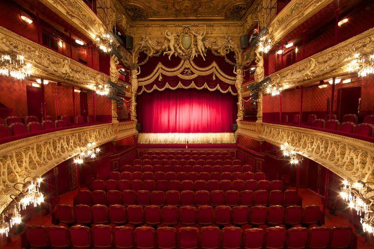 THÉÂTRE DU PALAIS-ROYAL - #ABCSalles #Salles #Reception #Reunion #Paris   >> http://www.theatre-du-palais-royal-paris.abcsalles.com