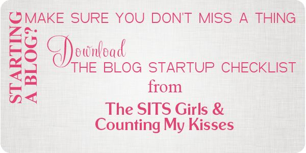 Thinking about starting a blog, but not sure where to begin? The SITS Girls and I have you covered! From web domains to site design, our Blog Startup Checklist has all the information you need to get started.