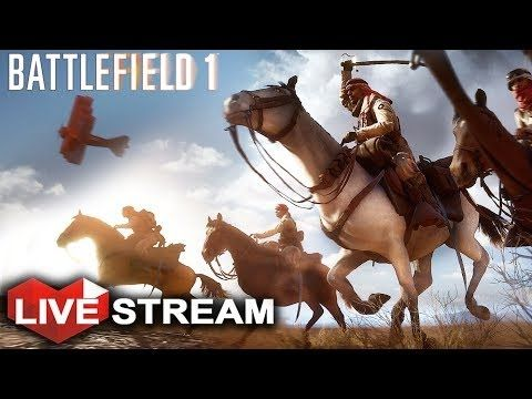 Battlefield 1 - XBOX ONE S - Con LastTKensei  - En Vivo  9/DICIEMBRE/2016