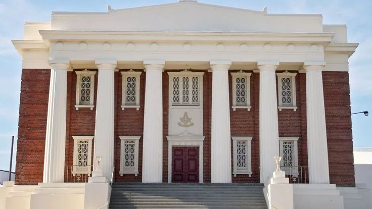 Masonic Lodge Building #invercargill #nz #travel