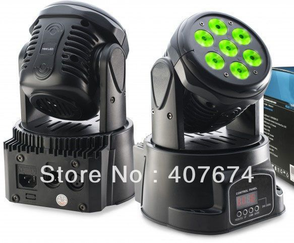 Find More Stage Lighting Effect Information about Freeshipping Lowest High Brightness 7pcs*12W  4in1 RGBW LED Moving Head Wash Light,Stage Moving Head For Event,High Quality american dj spot light,China light blue light Suppliers, Cheap dj light disco from Rasha Professional A/S Co Limited  on Aliexpress.com
