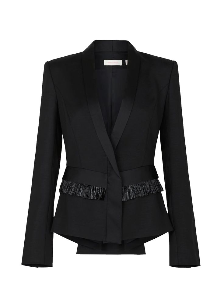 Sass and Bide - Lead On Blazer