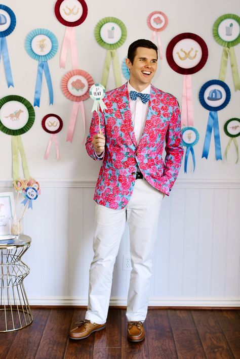 Kentucky Derby Party Guide: Just because you're watching the races from your living room doesn't mean you can't step up your style for the occasion. Choose something striking and seasonal — bright and cheery spring pastels are your best bet.