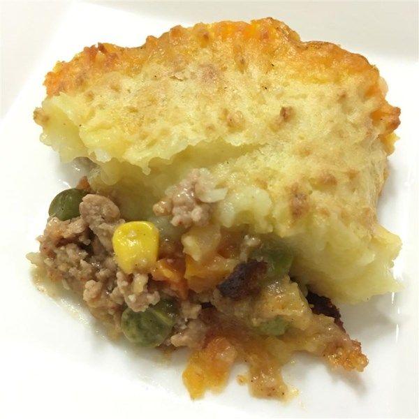 "Irish Shepherd's Pie   ""Excellent! This is truly the traditional shepherds pie."" #recipe #stpatricksday #entertaining"