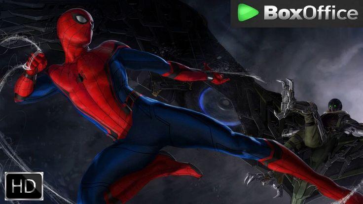 Hd~*2017]ONLINE:spider-man homecoming F'ull Movie #Stream