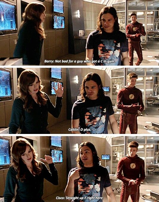 #TheFlash #Season2 #2x13. Just one more reason to love them.