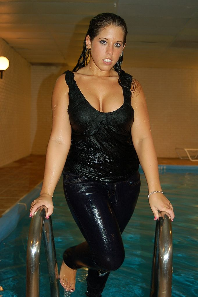 Sopping Wet Wetlook2 Pinterest Clothes Swimming And