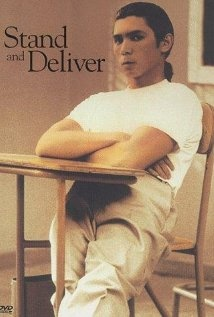 .Great Movie, Classic Movie, Stands, Deliver 1988, Favorite Movie, Edward James, Teachers, True Stories, High Schools