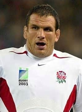 Martin Johnson Englands World Rugby Cup winner 2003 and went on to manage England