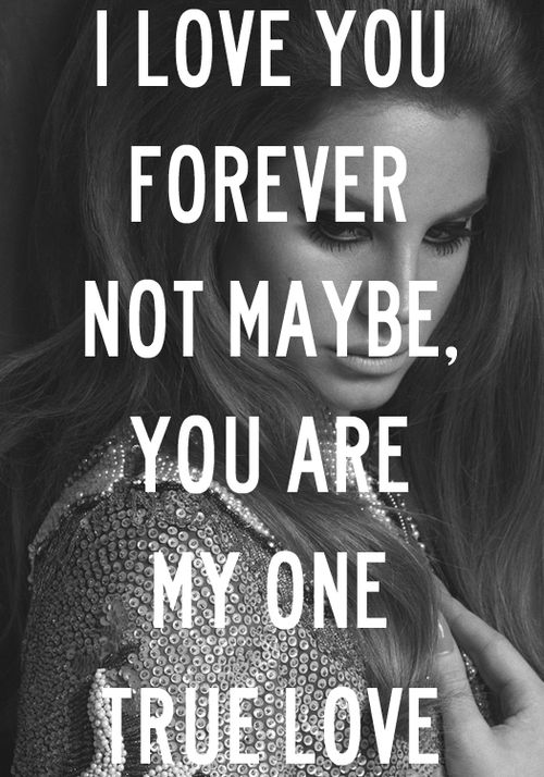 Lana Del Rey #LDR #Off_to_the_Races