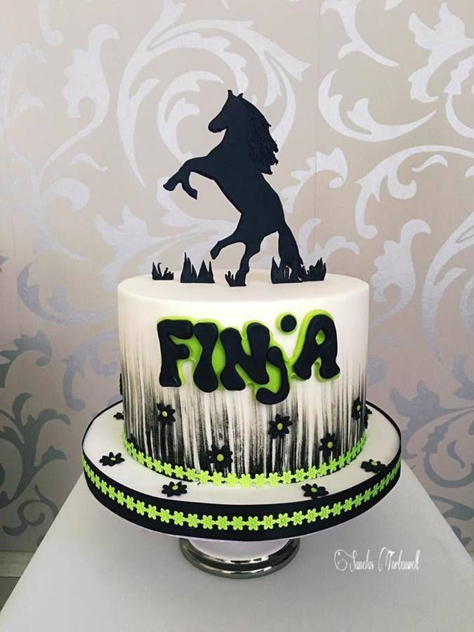 Pferd Torte Horse cake