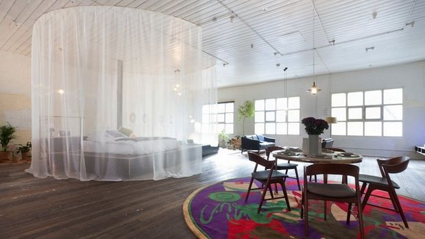 Lost and found - Pop up hotel rooms