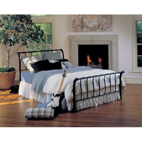 Janis Textured Black Queen Headboard Only Hillsdale Furniture Queen Headboards $299