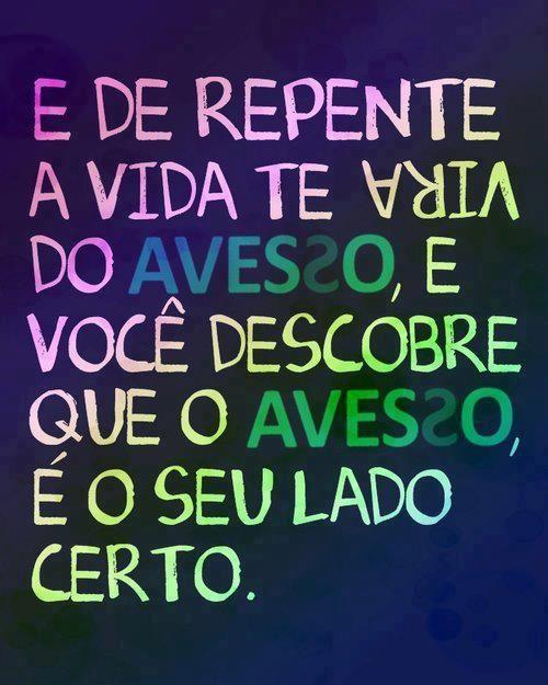 Frases interessantes, murais, quadros, ideias, citações - http://www.dicabacana.com