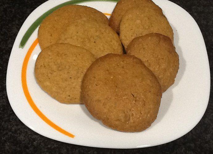 Galletas de chufa para #Mycook http://www.mycook.es/cocina/receta/galletas-de-chufa