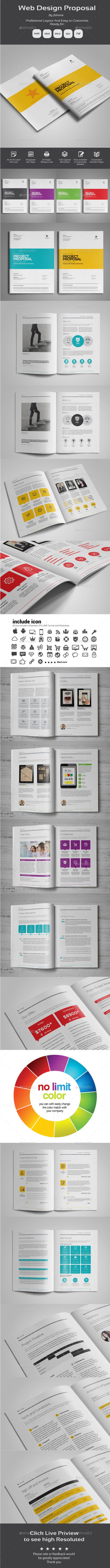 Proposal Template #design Download: http://graphicriver.net/item/proposal/12469994?ref=ksioks