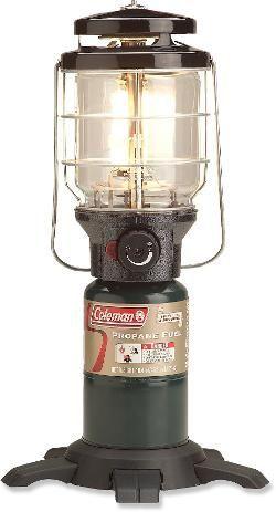 Coleman Northstar Propane Lantern Black