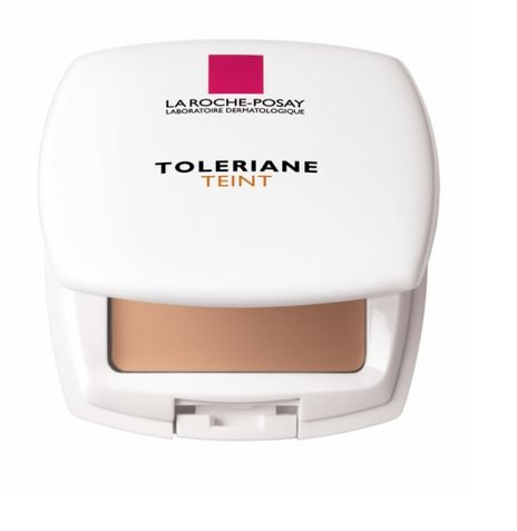 La Roche Posay Toleriane Teint Compact Make-Up Σε Μορφή Compact Για Το Ευαίσθητο Ξηρό Δέρμα 9gr. Μάθετε περισσότερα ΕΔΩ: https://www.pharm24.gr/index.php?main_page=product_info&products_id=4410