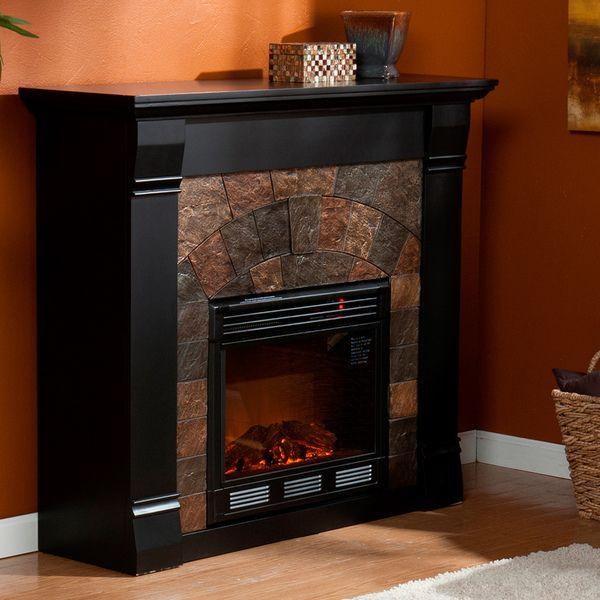 Best 20+ Black electric fireplace ideas on Pinterest   White ...