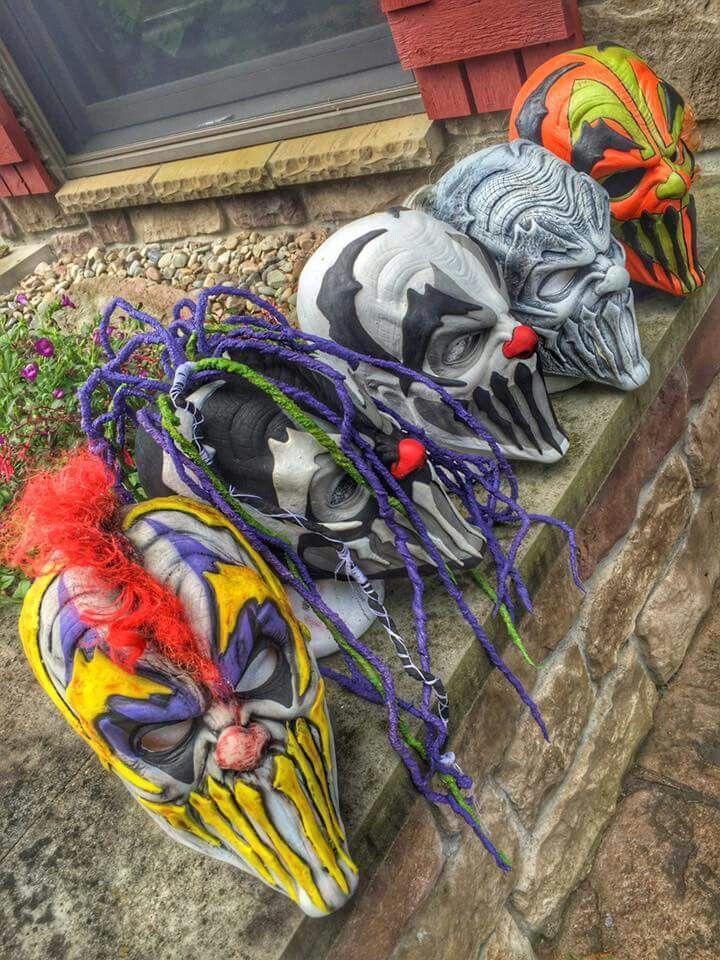 Mushroomhead ICP Tour Masks \××/                                                              ₩