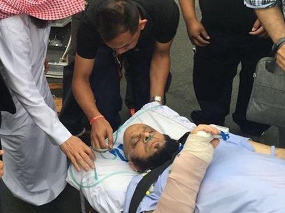 KIBLAT.NET, Manila – Jaksa penuntut umum Filipina menolak melanjutkan kasus dua tersangka penembak Syaikh Aidh Al-Qarni dan rombongan bulan lalu di kota Zambangoa. Jaksa mengatakan, bukti yang ada tidak kuat menjerat kedua tersangka. Menurut portal Filipina berbahasa Inggris, Inquirer, yang dinukil islamtoday.net, Kamis (07/04), jaksa penuntut umum kota Zamboanga, Rijkaard Kamprun, membatalkan tuduhan upaya pembunuhan …