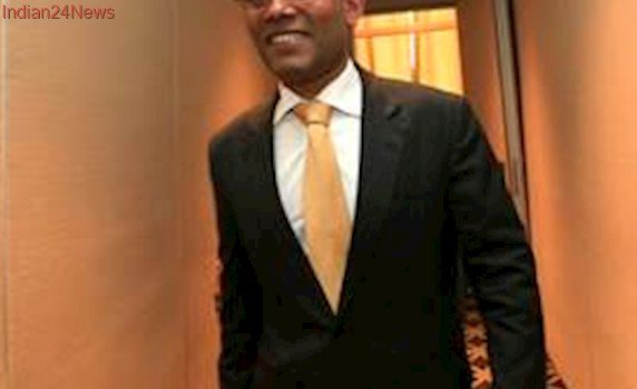 Exiled ex-Maldivian President Mohamed Nasheed to contest presidency