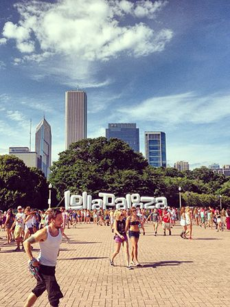 Lollapalooza's 2014 Lineup Will Have You Dancing #Refinery29