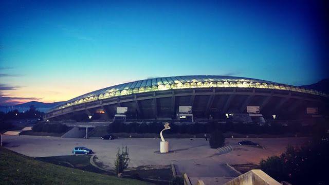 TGM for Split Dalmatia Croatia: Poljud Stadium