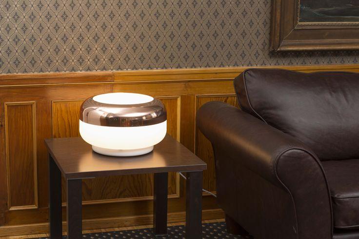 Korona Light Table, copper