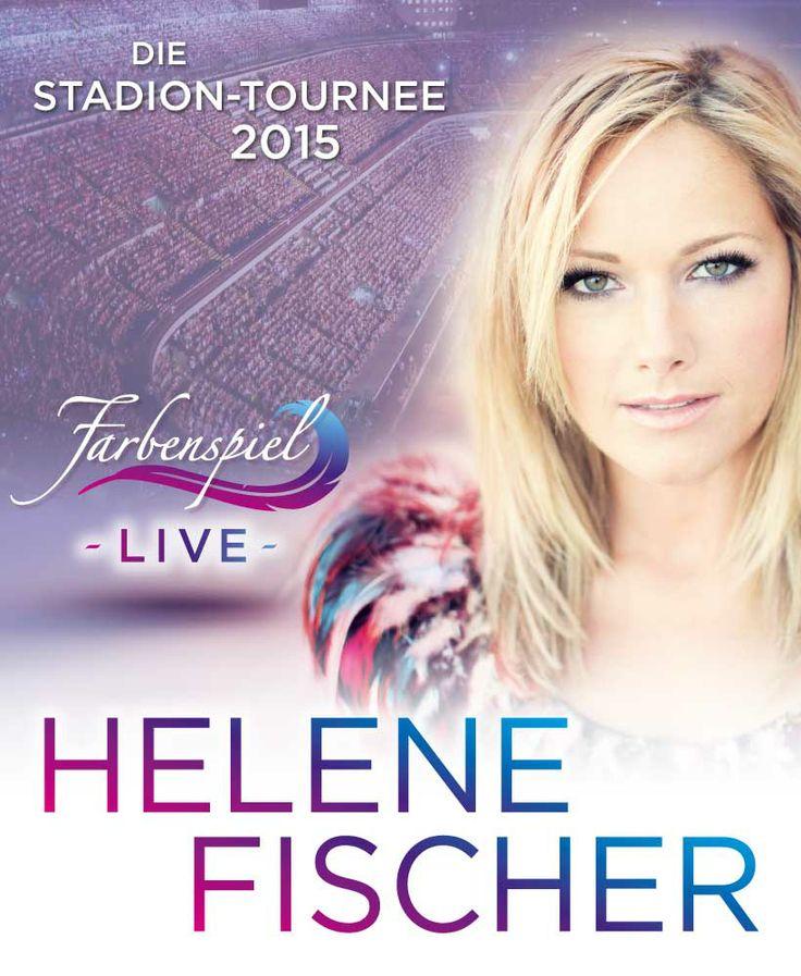 Helene Fischer - Farbenspiel - LIVE - Die Stadion-Tournee 2015 - Tickets unter: www.semmel.de