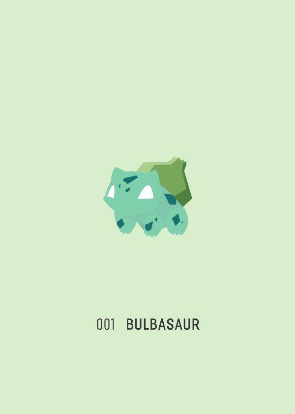 "Pokémon Starters & Evolutions 001 Bulbasaur #Displate artwork by artist ""Ariadna S. C."". Part of a 9-piece set featuring designs based on the three Pokémon starters and their evolutions. £39 / $52 per poster (Regular size), £71 / $104 per poster (Large size) #Pokemon #Pokémon #PocketMonsters #GottaCatchEmAll #Bulbasaur #Ivysaur #Venusaur #Charmander #Charmeleon #Charizard #Squirtle #Wartortle #Blastoise #Nintendo"