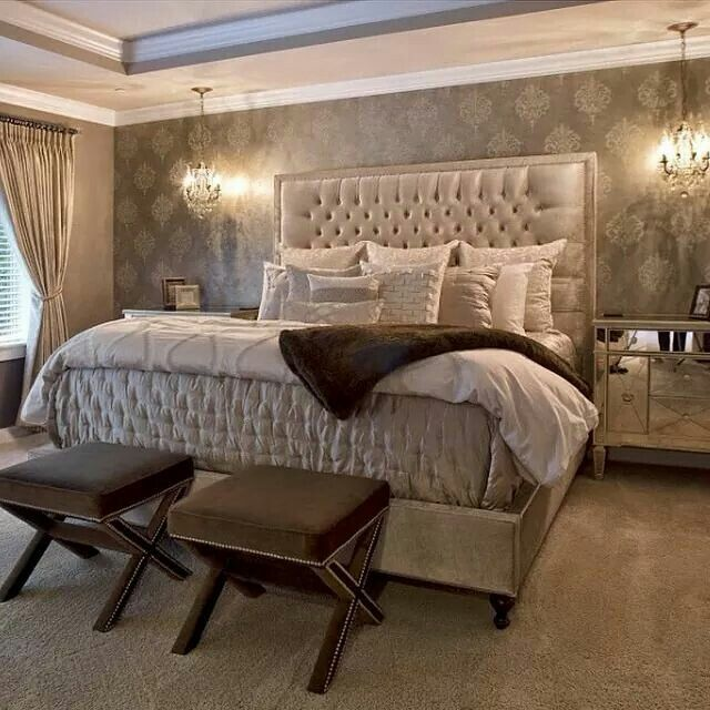 754 Best Images About Glamour & Glitz Home Decor On