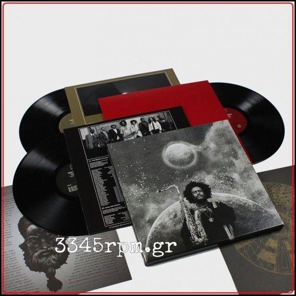 Washington, Kamasi - The Epic - Vinyl 3LP 180gr Box Set