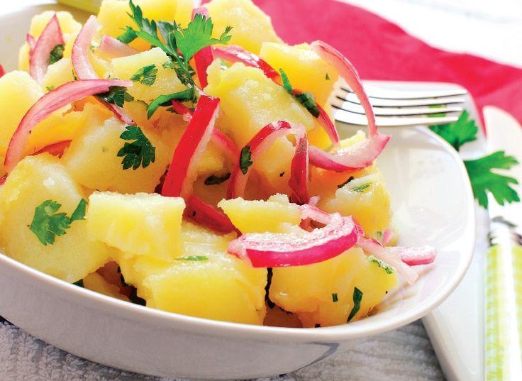 Salată de cartofi | Retete culinare - Romanesti si din Bucataria internationala