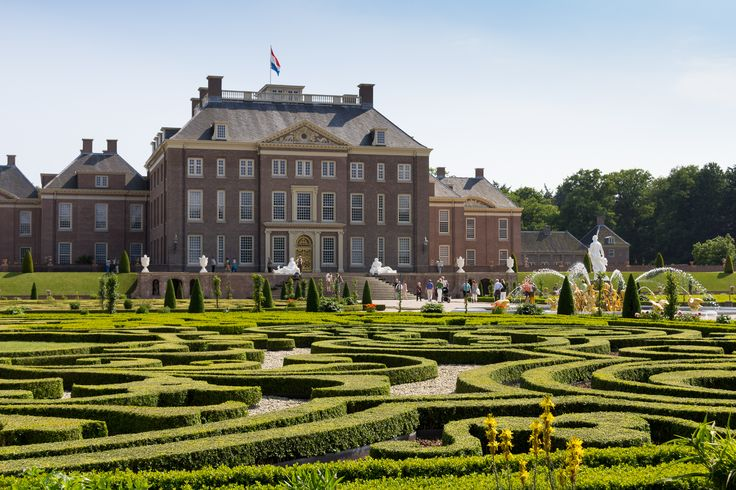 william of orange palace in netherlands