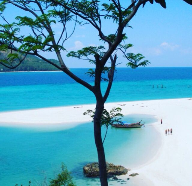 Kho Lipe, Thailand